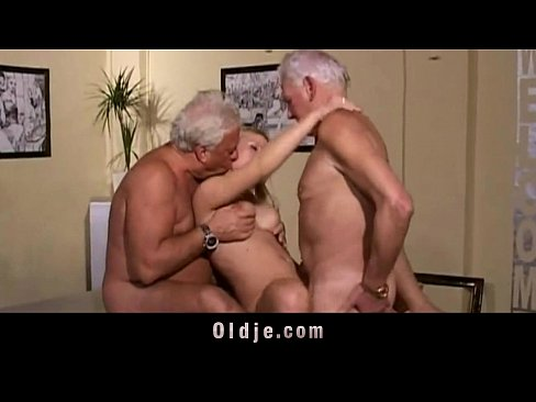 old women young men tubes