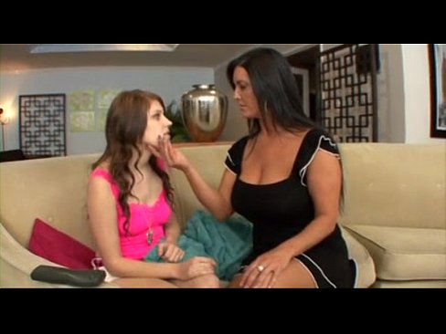 young teen girl seduced by her lesbian milf mom