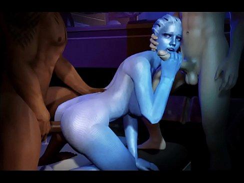 3d Hentai Porn (Mass Effect!)