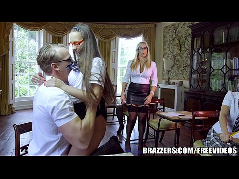 37 Min Ava Lauren Big Tits At School Brazzers.com Free