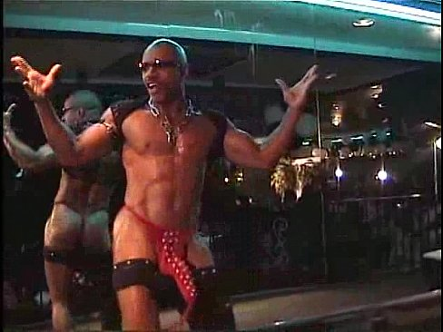 male Interracial strippers black