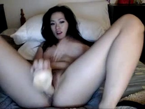 Asiatica Masturbandose Por La Webcam