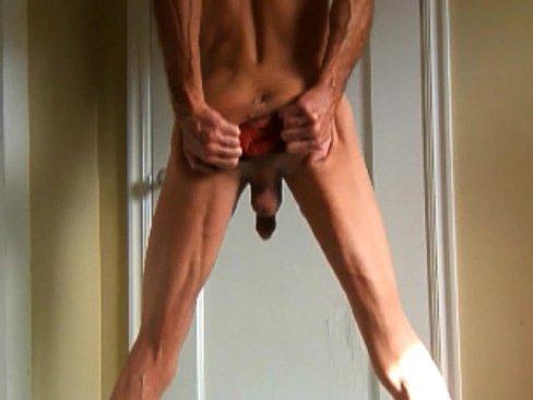 stretch my gay ass