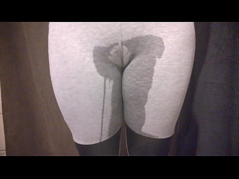 Pad piss in leggings