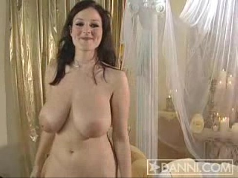 Naked and funny actress