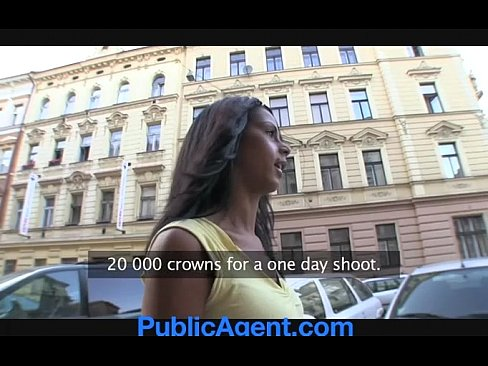 PublicAgent Hot black babe needs a lift