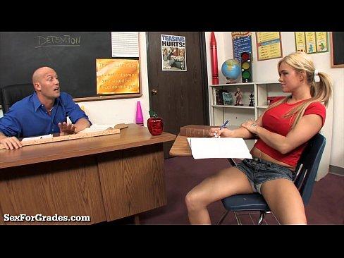 Teacher Is Fucking Him Student