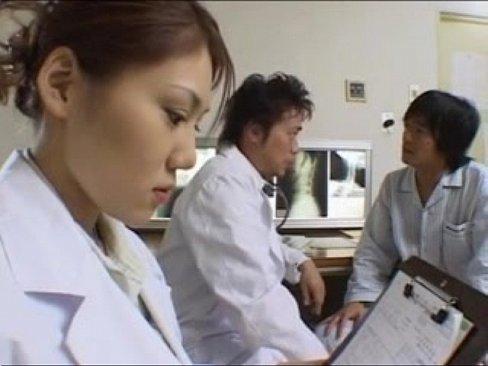 エリート女醫の高貴なマンコに大量中出し!- : 富永ルナ